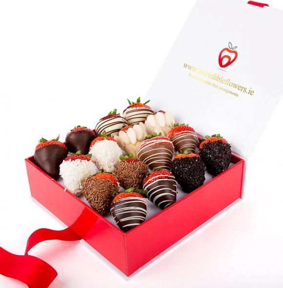 Chocolate Berry Box Deluxe