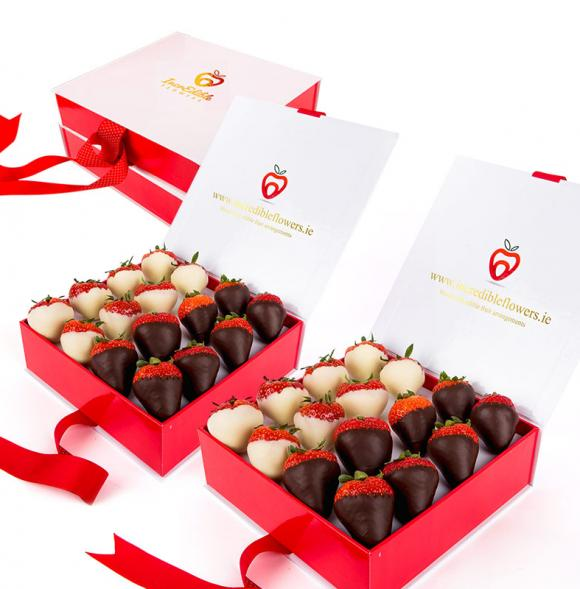 Chocolate Berry Box Duo
