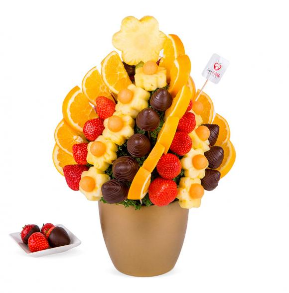 Fruit Party Dipped