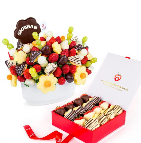 Chocolate Fruit Fiesta Gift Set