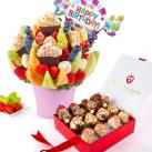 Fruit Cupcake Gift Set