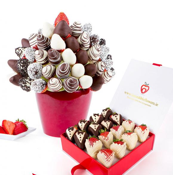Strawberry Dream Gift Set