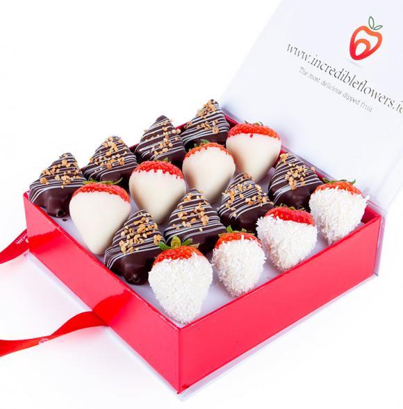Christmas Berry Box