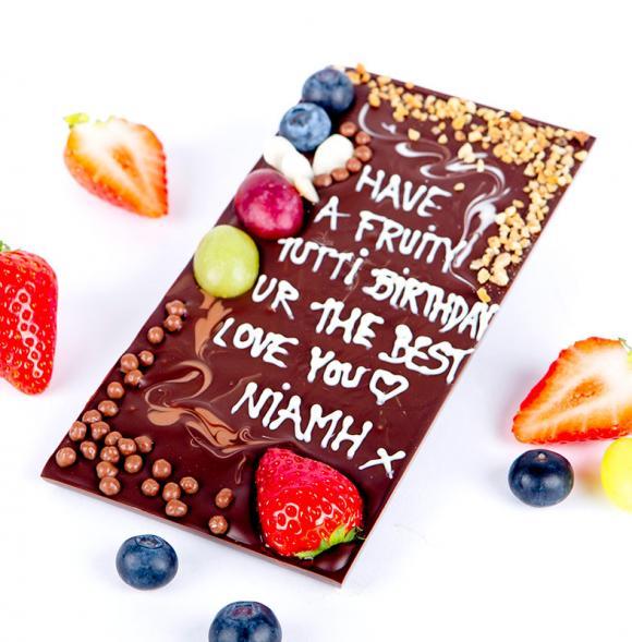 Chocolate Message