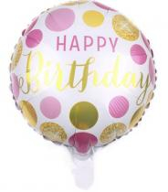 Happy Birthday 18inch Giant Balloon