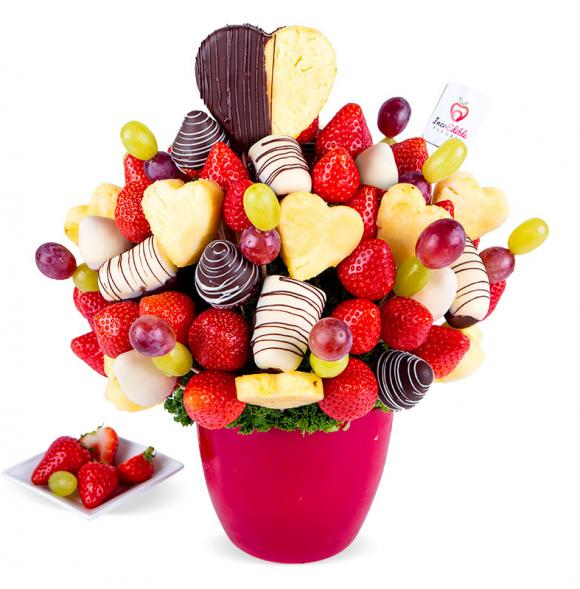 Sweet Berry bouquet
